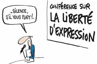 liberté d'expression en France?