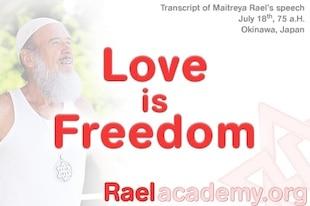 L'Amour c'est la Liberté