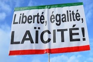Laïcité à la française