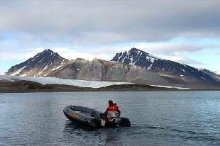 L'Arctique hier et aujourd'hui...