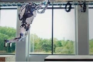 robots pour remplacer les humains