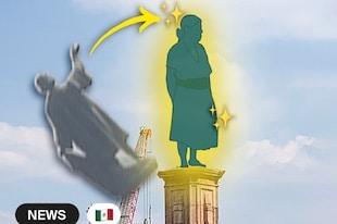 statue de Colomb va être enlevée