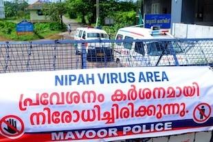 Décès d'un enfant par le Nipah virus en Inde