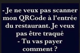 QR code et paiement bancaire deux modes de traque ?
